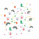 wholesale Gifts & Stationery: confetti Peppa Pig Foil / paper 14 g