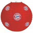 Lampion FC Bayern München Papier 25 cm