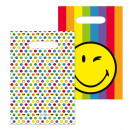 8 paper bags Smileyworld 15.8 x 23.6 cm