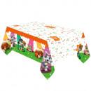 Tablecloth 44 Cats paper 180 cm x 120 cm