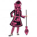 Child costume GID Stick Witch 8-10 years