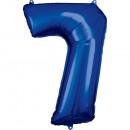 Nagy számú, N34 típusú, N34-es fólia léggömb csoma