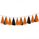 Tassel garland Halloween Essentials hanging decora