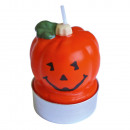 3 kaarsen pompoenen Halloween theelichtjes