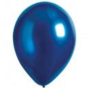 Decorador de 100 globos de látex satén Luxe Azure