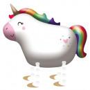 mayorista Regalos y papeleria: Walking Balloon Buddies Globo de lámina de unicorn