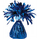 Balloon Weight Foil Blue 170 g / 6 oz