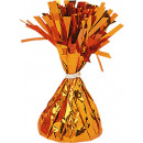 wholesale Gifts & Stationery: Balloon Weight Foil orange 170 g / 6 oz