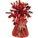 Balloon Weight Foil Red 170 g / 6 oz