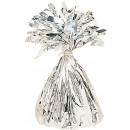 Balloon Weight Foil silver 170 g / 6 oz