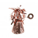 Balloon Weight Foil Rose Gold 170 g / 6 oz