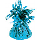 Balloon Weight Foil baby blue 170 g / 6 oz