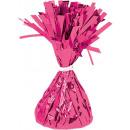 Balloon Weight Foil magenta 170 g / 6 oz