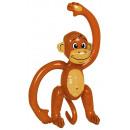 Opblaasbare aap 50,8 cm