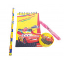 Writing set Cars 20 pieces