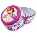 24 muffin cases Sofia the first