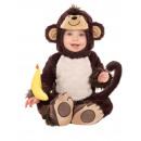 wholesale Toys: Child Costume Monkey 6 - 12 months
