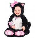 Großhandel Spielwaren: Kinderkostüm Kätzchen 6 - 12 Monate