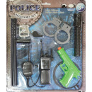Children role-playing accessory set police 3 - 6 y