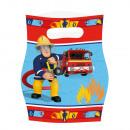 8 party táska Fireman Sam