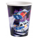 8 cups police 266 ml
