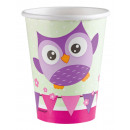 8 cups of owl