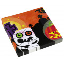 20 szalvéta Halloween Kids 33 x 33 cm