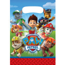wholesale Accessories: 8 party bags Paw Patrol plastic