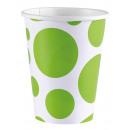 8 cups of kiwi dots 266 ml