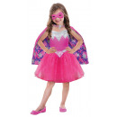 Child Costume Barbie Power Princess 8 - 10 years