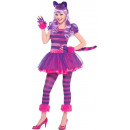 Child Costume Cheshire Cat 10 - 12 years
