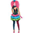 Kostium dla dzieci Kool Clown 10 - 12 lat