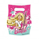 8 party bags Barbie pop star