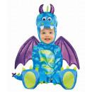 Kostium dla dzieci Mały smok 6 - 12 miesięcy