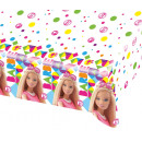 Tablecloth Barbie Sparkle 120 x 180 cm