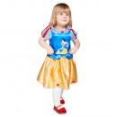 Gyermek ruha hercegnő hófehér 18-24 hónap