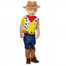 Gyermek jelmez Woody Premium 6-12 hónap