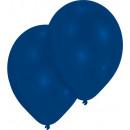 10 latex balloons standard royal blue 27.5 cm / 11