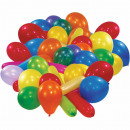 assorti 25 ballons en latex