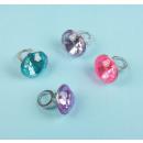 8 drágakő gyűrű nagy