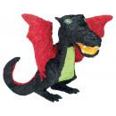 Pinata dragón negro