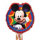 Großhandel Partyartikel: Pull-Pinata Mickey Mouse 2D