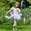 Children's costume Swan ride from 3 years