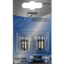 Car light brake  light bulb 12 volt 10 watt 2x