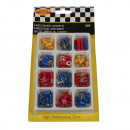 Cable lug set 100 piece
