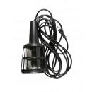 Cage inspection lamp pvc 60 watt 220 volt 5 meters