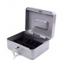 Cash box metal 200 x 160 x 90
