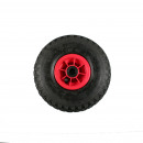 Wheel + tyre small 3.00 - 4