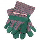 wholesale Working clothes:Rigger gloves green