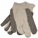 Rigger gloves polka dot